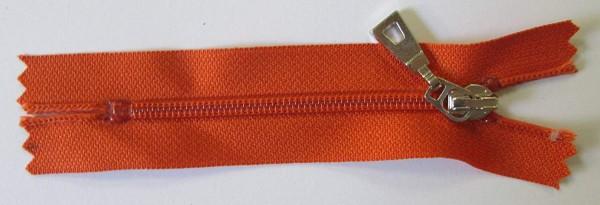 RV orange dunkel, 008 cm Kunststoff nicht teilbar
