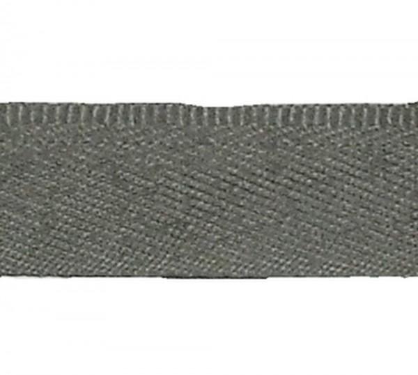 25 m Hosenschonerband/Stoßborte 15 mm grau col. 841