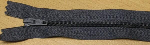 RV grau dunkel, 035 cm Kunststoff nicht teilbar