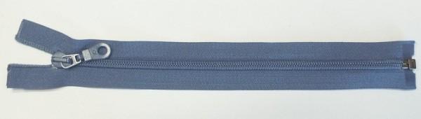 RV blau, 030 cm Kunststoff teilbar Spirale