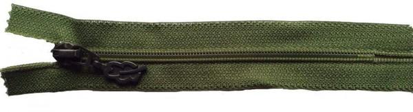 RV grün oliv, 014 cm Kunststoff nicht teilbar