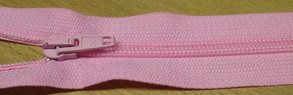 RV rosa, 030 cm Kunststoff teilbar Spirale