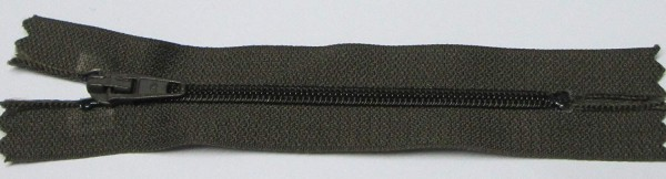 RV grün oliv dunkel, 010 cm Kunststoff nicht teilbar