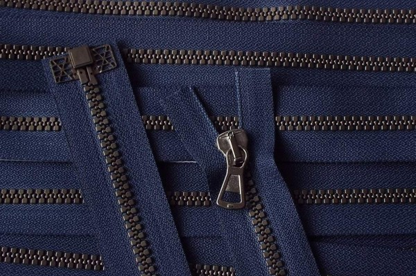 RV blau dunkel, 074 cm Kunststoff teilbar Krampe