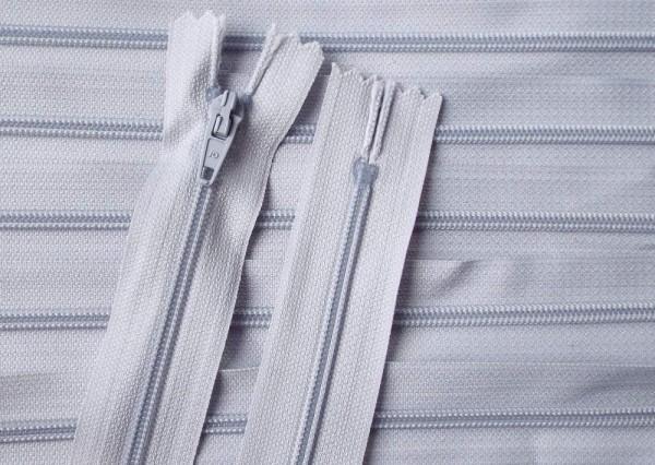 RV grau hellgrau, 040 cm Kunststoff nicht teilbar