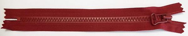 RV rot, 020 cm Kunststoff nicht teilbar Krampe