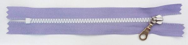RV violett flieder, 014 cm Kunststoff nicht teilbar Krampe