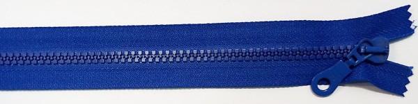 RV blau, 030 cm Kunststoff teilbar Krampe