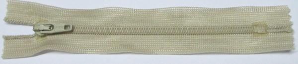 RV beige hell, 012 cm Kunststoff nicht teilbar