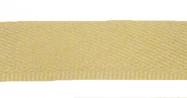 25 m Hosenschonerband/Stoßborte 15 mm beige col. 767