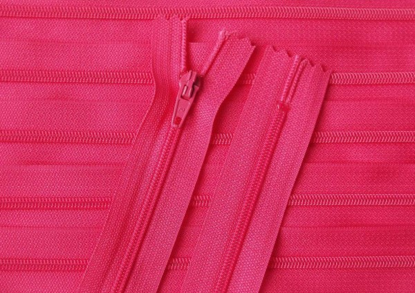 RV pink, 030 cm Kunststoff nicht teilbar