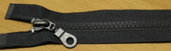 RV grau, 050 cm Kunststoff teilbar Krampe