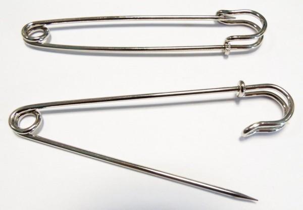 Kilt-Nadel silber