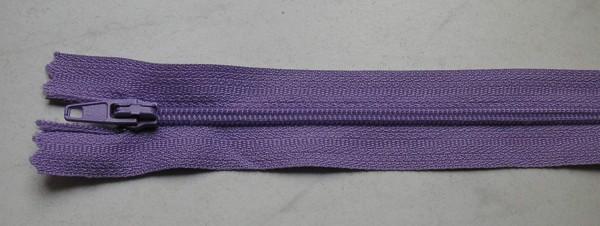 RV violett flieder, 030 cm Kunststoff nicht teilbar