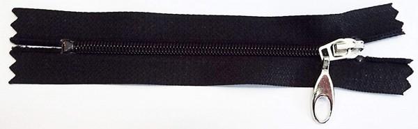 RV schwarz, 010 cm Kunststoff nicht teilbar