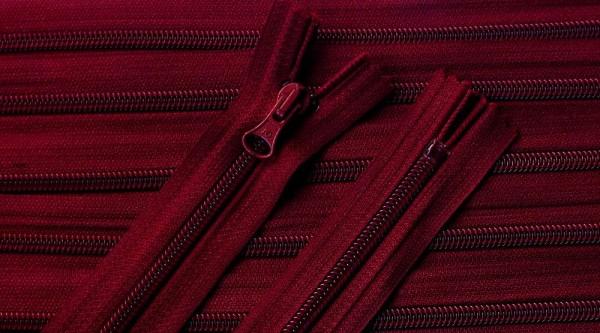 RV rot bordeaux, 046 cm Kunststoff nicht teilbar