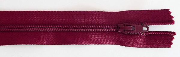 RV rot bordeaux, 060 cm Kunststoff nicht teilbar
