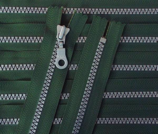 RV grün dunkel, 018 cm Kunststoff nicht teilbar Krampe