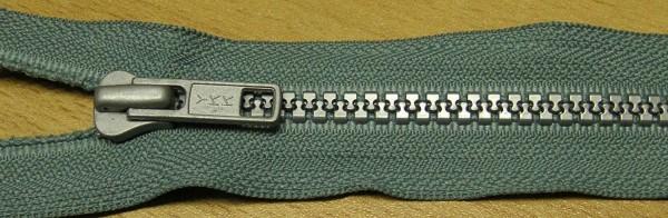 RV grün, 040 cm Kunststoff teilbar Krampe
