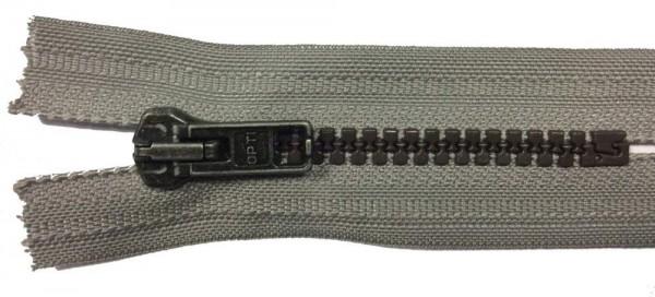 RV grau, 008 cm Kunststoff nicht teilbar Krampe