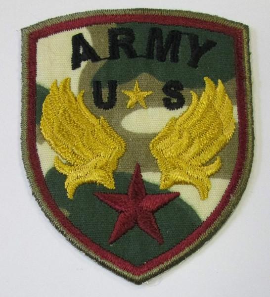 "Applikation ""ARMY"" 60 x 50 mm"