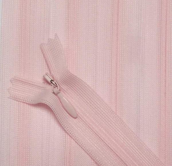 RV rosa, 025 cm Kunststoff nahtverdeckt