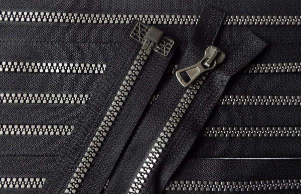 RV schwarz, 072 cm Kunststoff teilbar Krampe