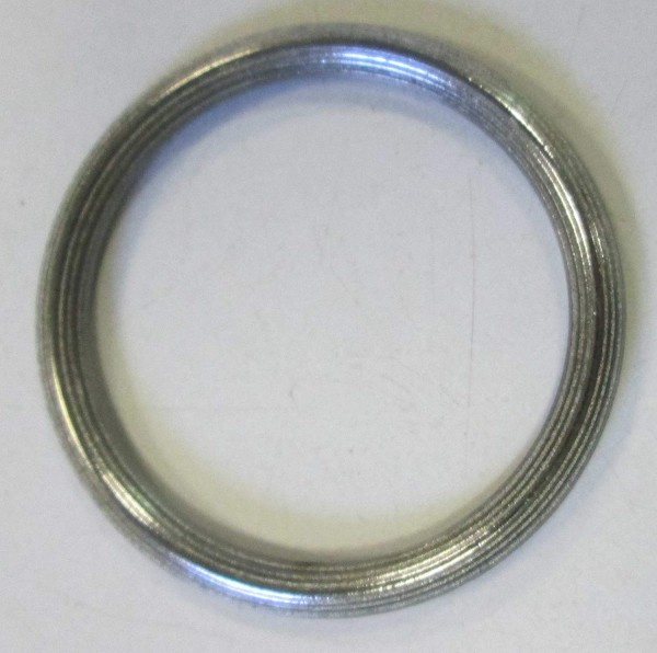 Bekleidungsaccessoires alt silberfarben 30 mm