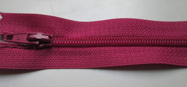 RV pink cyclam, 014 cm Kunststoff nicht teilbar