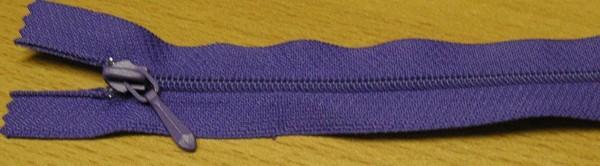 RV violett, 060 cm Kunststoff nicht teilbar