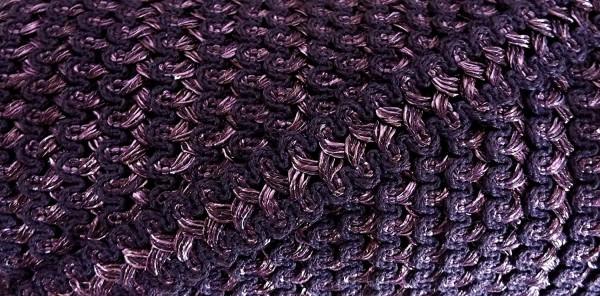 Posamentenborte violett 20 mm