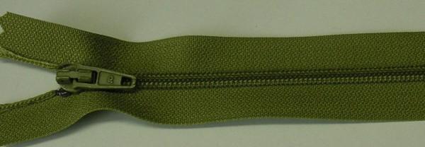 RV grün oliv, 030 cm Kunststoff nicht teilbar