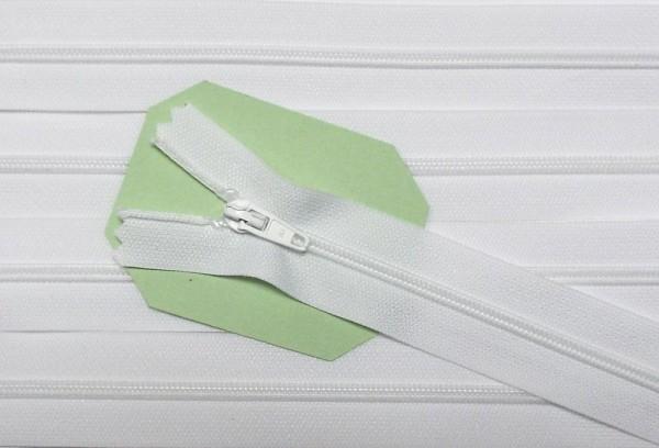 RV weiß, 135 cm Kunststoff für Bettwäsche