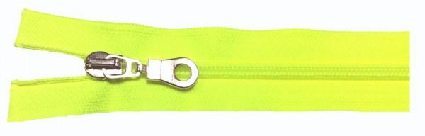 RV gelb neon, 045 cm Kunststoff teilbar Spirale