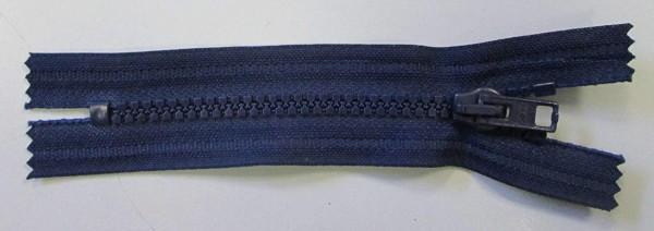 RV blau dunkel, 013 cm Kunststoff nicht teilbar