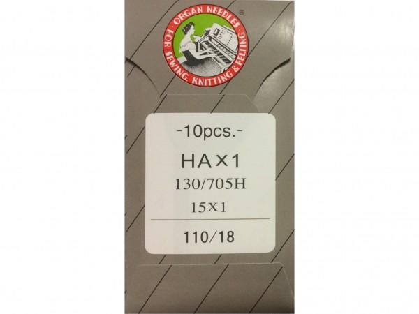 Nähmaschinennadeln Stärke 110 130/705 H