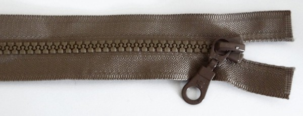 RV beige toupe, 075 cm Kunststoff teilbar Krampe