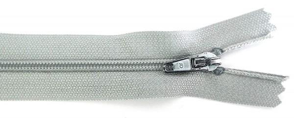 RV grau hellgrau, 022 cm Kunststoff nicht teilbar