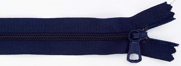 RV blau dunkel, 018 cm Kunststoff nicht teilbar