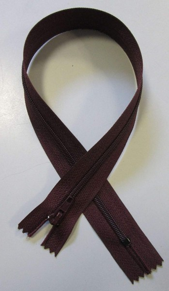 RV rot dunkelrot, 035 cm Kunststoff nicht teilbar