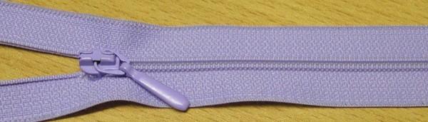 RV violett flieder, 022 cm Kunststoff nicht teilbar