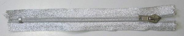 RV silber Lurex, 018 cm Kunststoff nicht teilbar