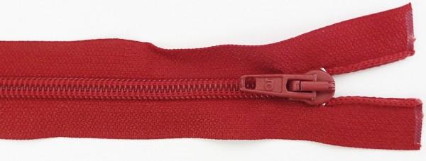 RV rot, 030 cm Kunststoff teilbarSpirale