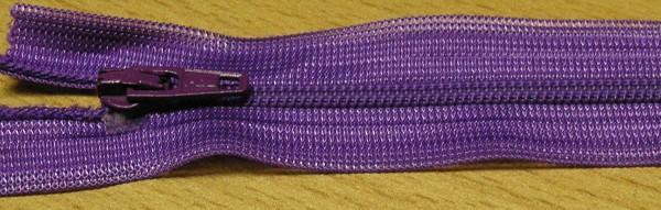 RV violett lila, 018 cm Kunststoff nicht teilbar