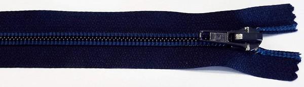RV blau dunkelblau, 025 cm Kunststoff teilbar Spirale