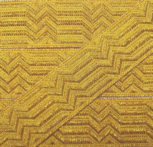 Uniform Tresse Gold 25 mm