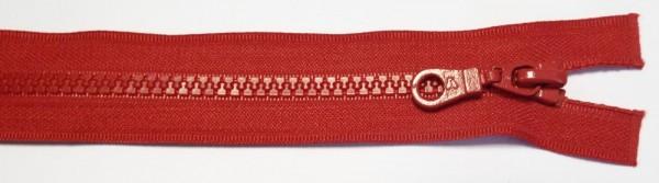 RV rot, 035 cm Kunststoff teilbar Krampe