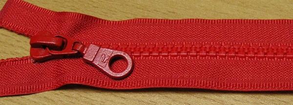 RV rot, 050 cm Kunststoff teilbar Krampe