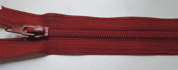 RV rot braun, 014 cm Kunststoff nicht teilbar