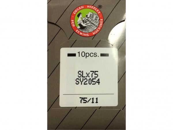 Nähmaschinennadeln SLx75 Stärke 75